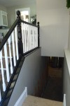 back entry stairs to bsmt
