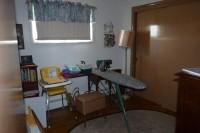 West bedroom/office hardwood floors