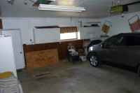 attached finished garage