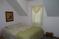 upstairs NW bedroom